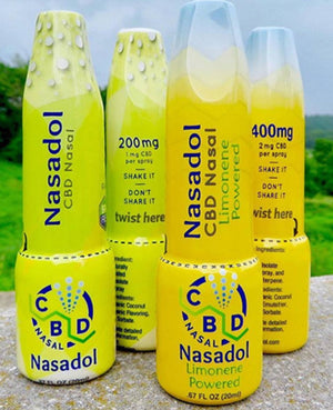Nasadol CBD Nasal Spray-200mg