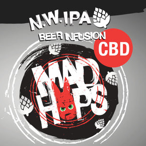 Mad Hops - Beer Infusion CBD - N.W. IPA