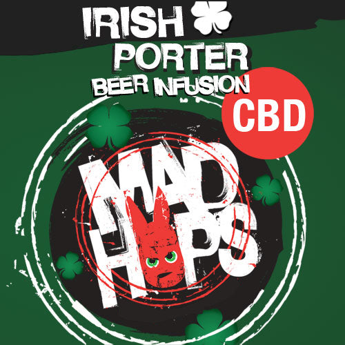 Mad Hops - Beer Infusion CBD - Irish Porter