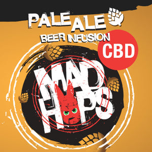 Mad Hops - Beer Infused CBD - Pale Ale