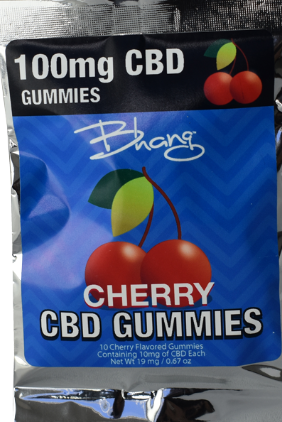 Bhang - Cherry Bomb CBD Gummies 100mg
