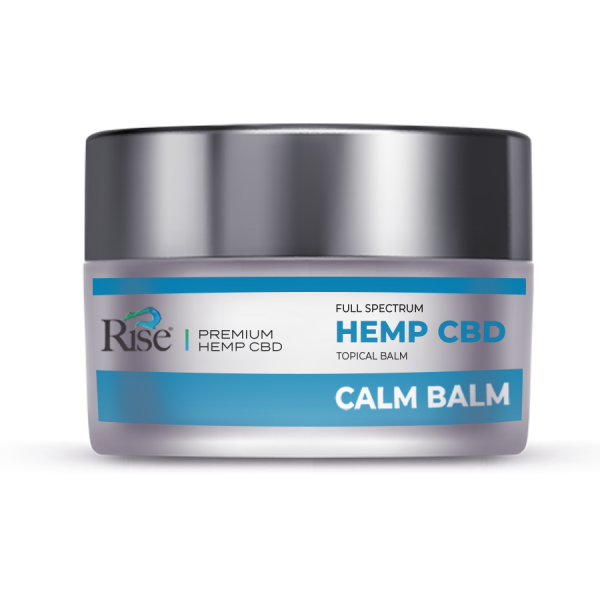 Calm Balm - 50mg Full Spectrum Topical