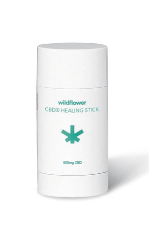 Wildflower CBD Healing Stick-500mg