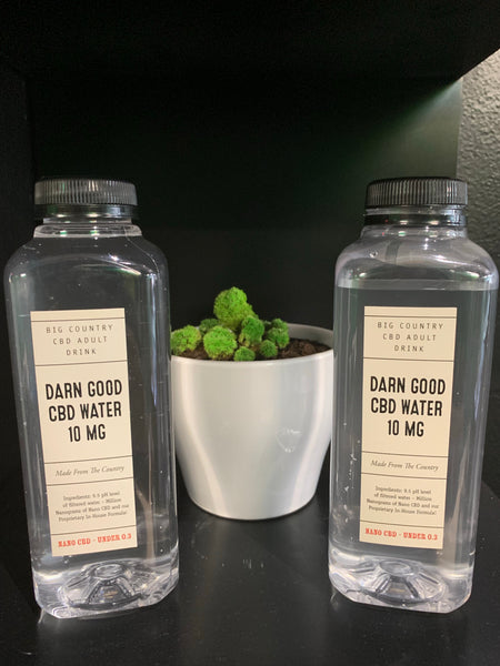 Darn Good CBD Water 10 MG