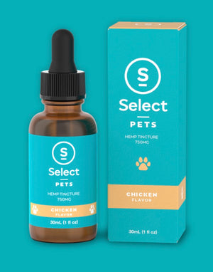Select PETS Chicken, Bacon & Salmon Drops - 750mg