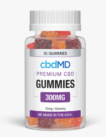 CBD Gummies 30 Count 300mg