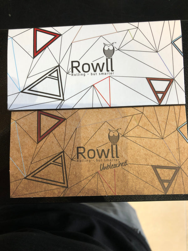Rowell Rolling Paper Kit with Tips