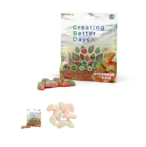 CBD Gummies Watermelon Slices - 150 mg