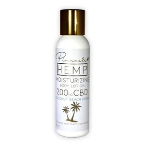 Pinnacle CBD 200mg Body Lotion
