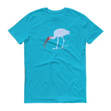 Crane Short sleeve t-shirt