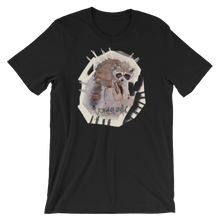 Raccoon Unisex short sleeve t-shirt