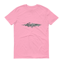 Sturgeon Short sleeve t-shirt