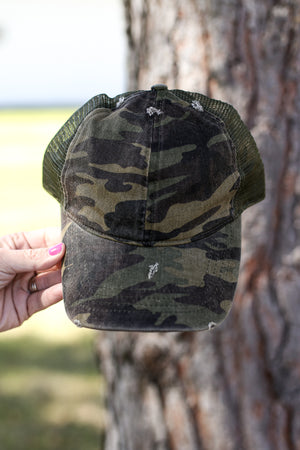 Country Camp Snapback