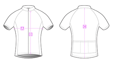 Womens Cycling Jersey Image