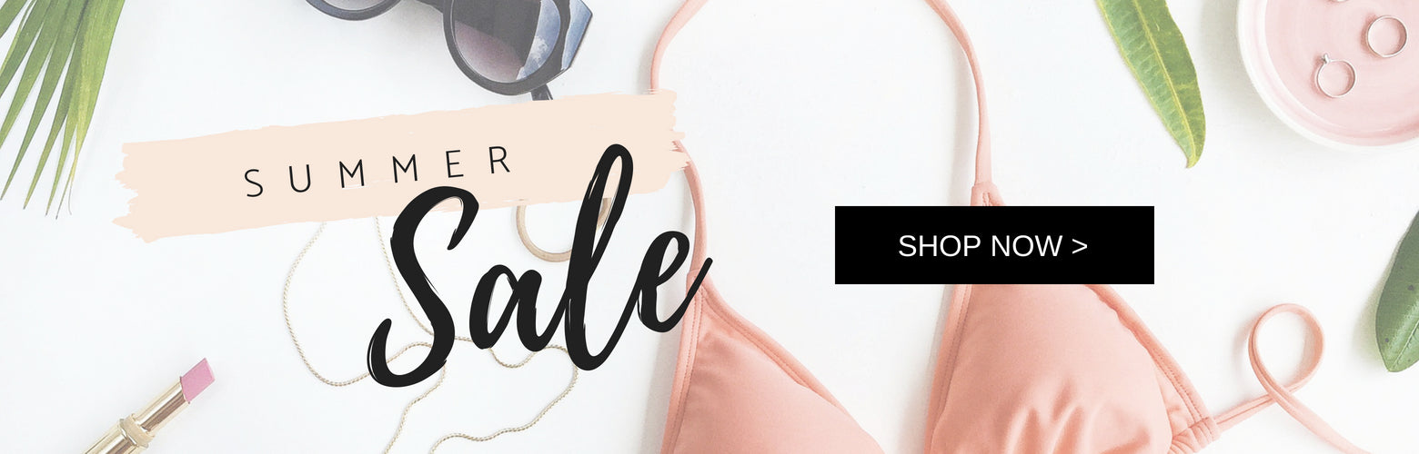 Summer Sale - 50% off