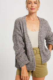 Samantha Fuzzy Cardigan - Cloth + Cabin