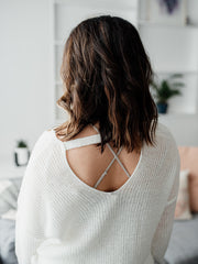 Annie Summer Knit Sweater - Cloth + Cabin