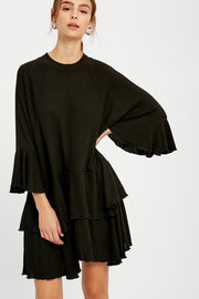 Emarie Ruffle Dress - Cloth + Cabin
