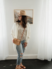Amy Felt Panama Hat - Cloth + Cabin