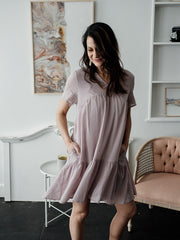 Gwendolyn Babydoll Dress - Cloth + Cabin
