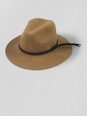 Wool Blend Classic Winter Fedora