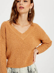 Serena Knotted Pullover