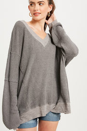 Brandi Lightweight Thermal Top - Cloth + Cabin