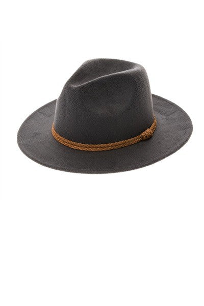 London Felt Panama Hat - Cloth + Cabin