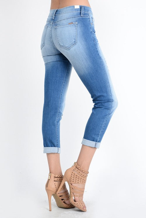 Ashley Relaxed Skinny Jean - Cloth + Cabin
