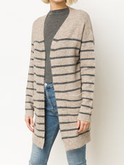 Suzy Striped Duster - Cloth + Cabin