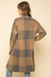 Taylor Plaid Coatigan - Cloth + Cabin