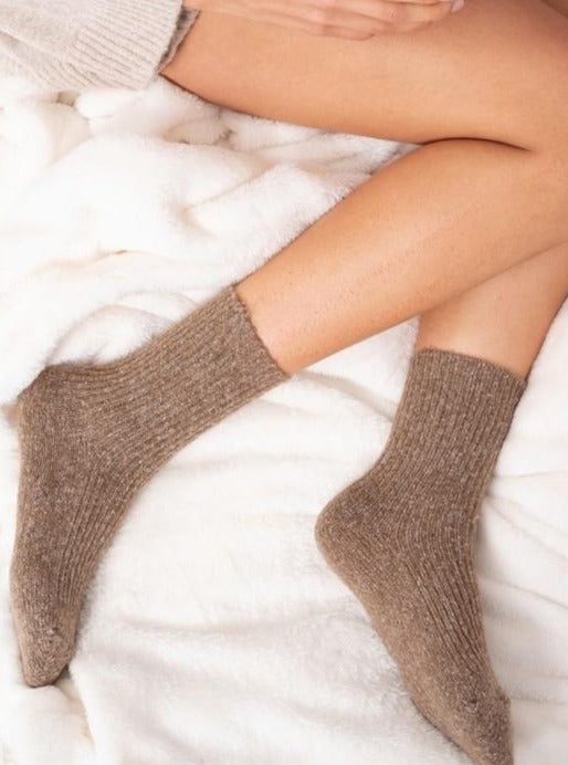 Essential Thick Knit Socks