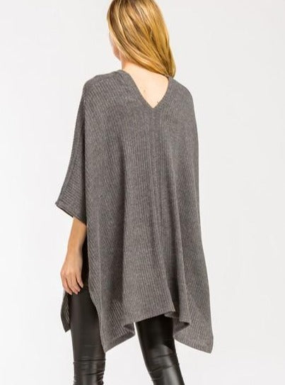 Pearl Brushed Knit Tunic