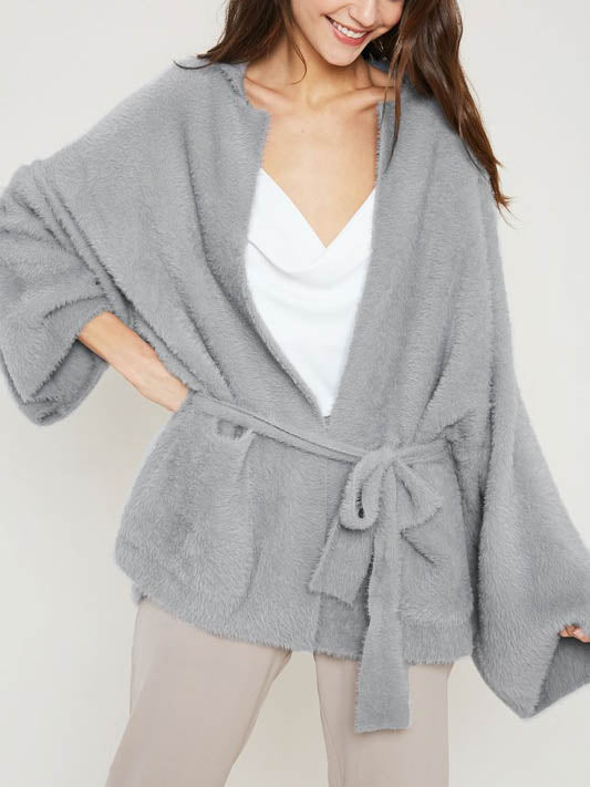 Betsy Knit Wrap Cardigan - Cloth + Cabin