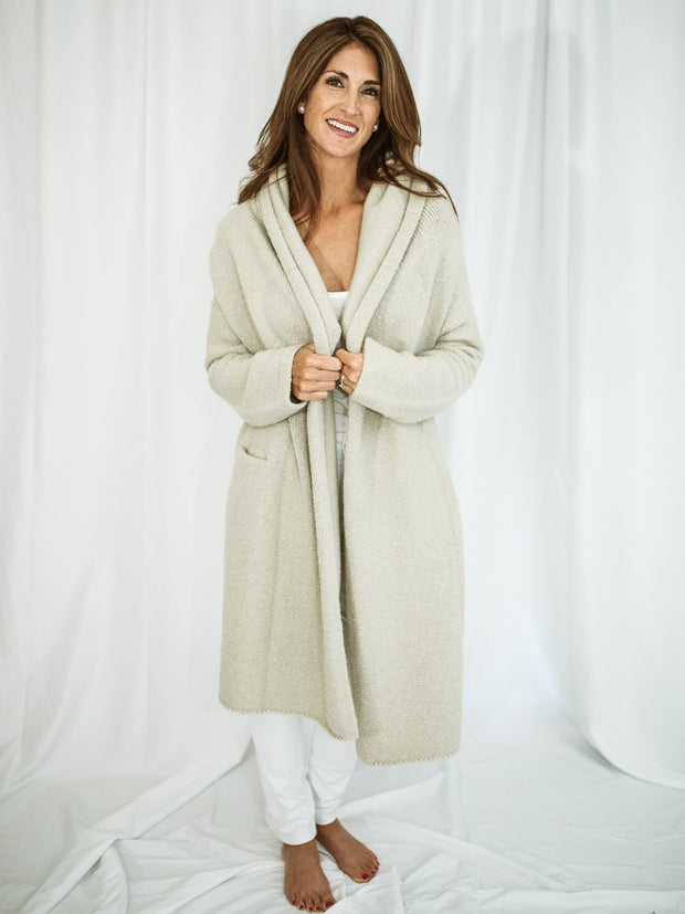 Autumn Oversized Cardigan Coat