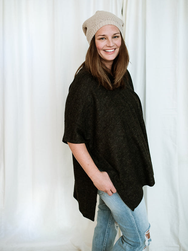 Tenley Brushed Knit Tunic