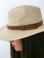 Alma Panama Hat - Cloth + Cabin
