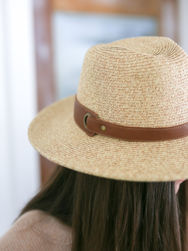 Claire Panama Hat - Cloth + Cabin