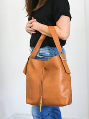Jillian Tassel Hobo Bag - Cloth + Cabin