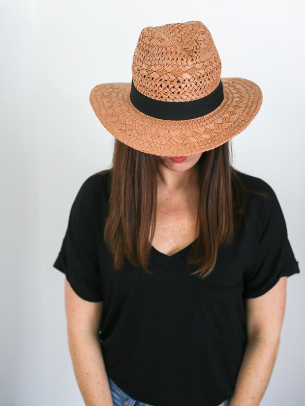 Jane Panama Hat - Cloth + Cabin