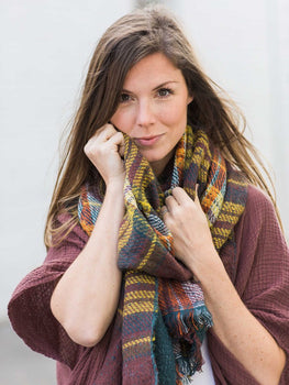 Tara Scarf - Cloth + Cabin