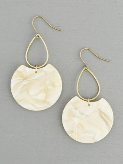 Etch Earring - Cloth + Cabin