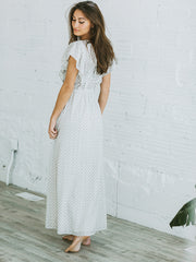 Eloise Maxi Dress - Cloth + Cabin