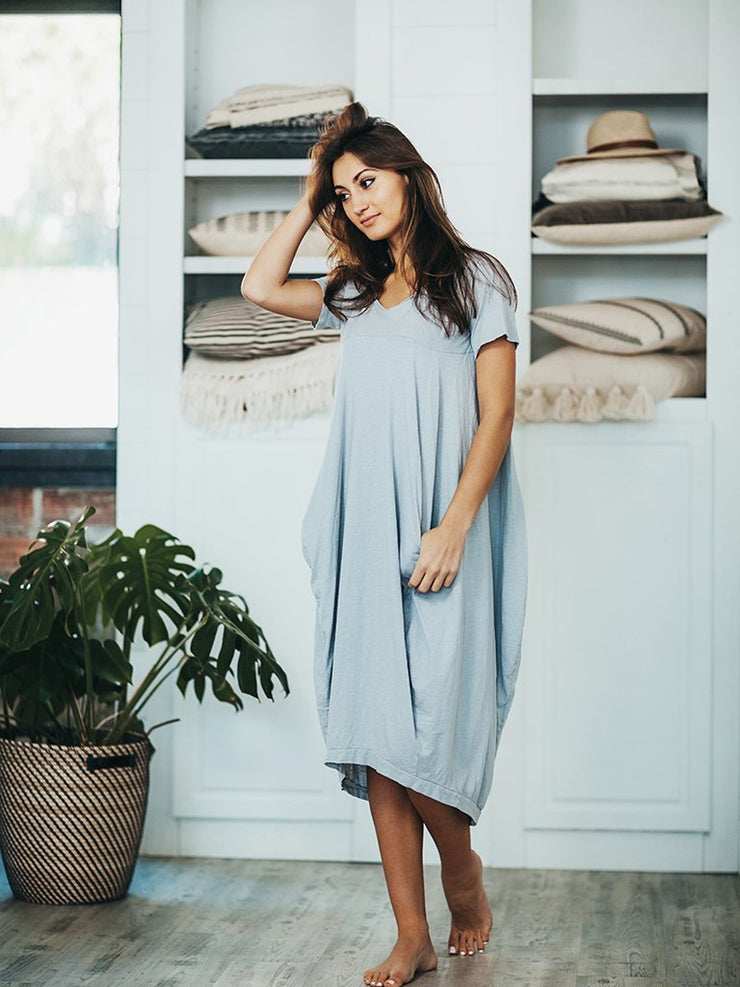 Saylor Dress - Cloth + Cabin