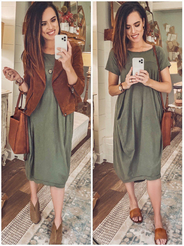 The Perfect Boho Dress / Short Sleeve - Cloth + Cabin