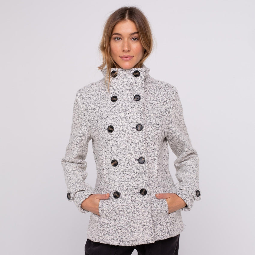 Katherine Oxford Jacket - Cloth + Cabin