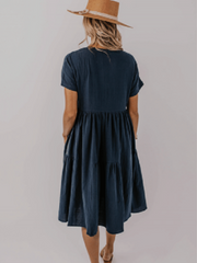 Jocelyn Dress - Cloth + Cabin