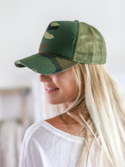 Johnny Trucker Hat - Cloth + Cabin