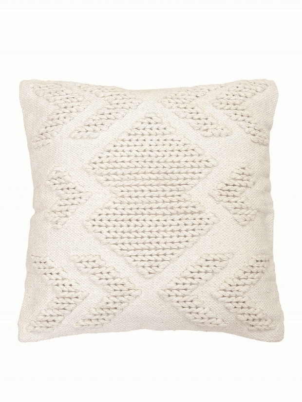 Nia Hand Woven Pillow - Cloth + Cabin