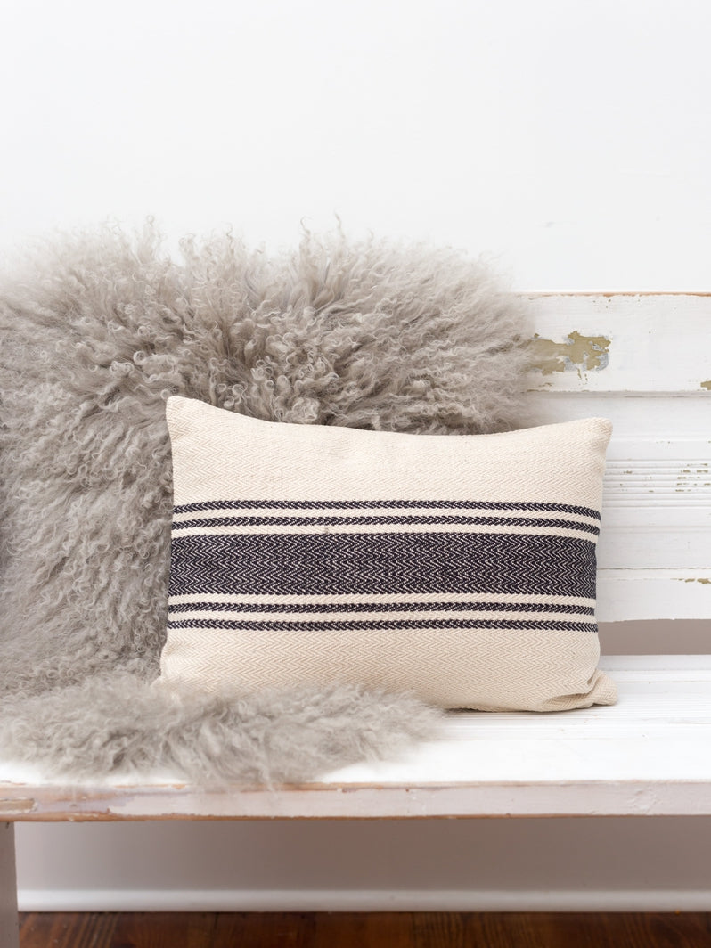 Grain Sack Pillow - Cloth + Cabin